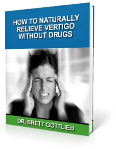 Free Vertigo Relief eBook from Dr. Gottlieb