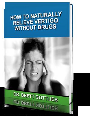Free Vertigo Relief eBook from Dr. Gottlieb